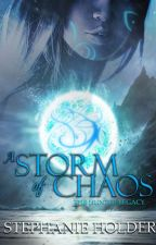 A Storm of Chaos (The Hunter Legacy #1) by SJ_Holder