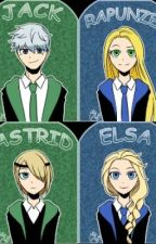 Super Six: The First Year by foreverfaith2