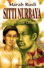 Sitti Nurbaya ( Kasih Tak Sampai ) by FerdikaPutra