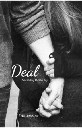 Deal: Fake Dating The Badboy by Rachelle470