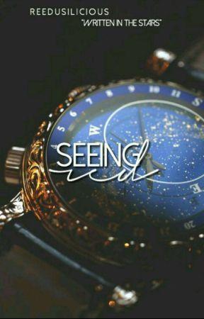 Seeing Red | Sirius Black by reedusilicious