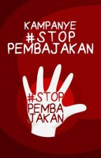 #StopPembajakan by writersclubID