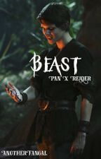 Beast- Peter Pan X Reader by AnotherFangal