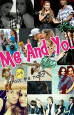 Me and you by ILoveArianaGrande01