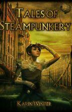 Tales of Steampunkery by inkwellheart