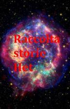 Raccolta storie Het by Antares1989