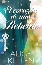Delilah, el corazón de una rebelde [Próximamente En Físico]  #1erRCAwards by shinebinnie