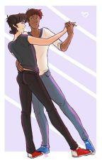 On můj a já jeho - klance [VLD]  by Kaori_Frost