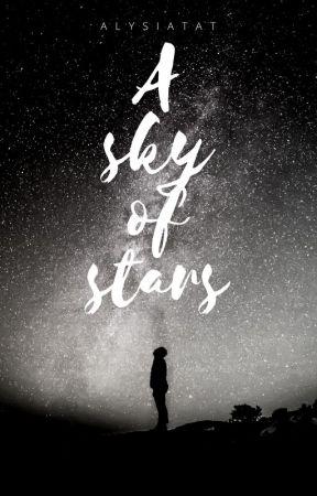 A sky of stars by Alysiatat