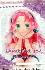 ¿Akatsuki son niñeras? by AnnySakura