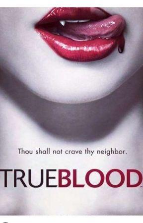 True Blood-Il sangue può salvare  by Alone_SLM