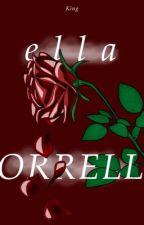 ella ORRELL (ON HOLD) by Bonnielizabeth