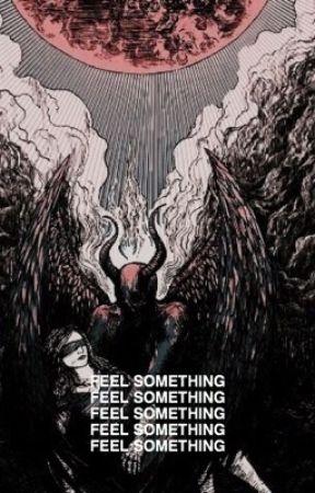 FEEL SOMETHING (sweet pea)  by danisfilm