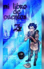 Mi libro de cuentos Z ///YAOI/// by Yessissj03