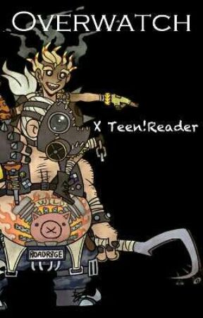 Overwatch X Teen!Reader - Junkrat x Reader x McCree - requested
