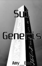 Sui Generis by Amy__Bae
