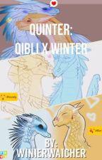 Quinter: Qibli X Winter by Win1erWa1cher