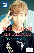 INSTRAGRAM - Kim Taehyung by sky_lovers011