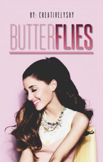 Butterflies. (girlxgirl)