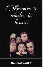 Avengers 7 minutes in heaven  by superfan35