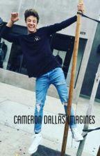 Cameron Dallas Imagines by stickitstiles