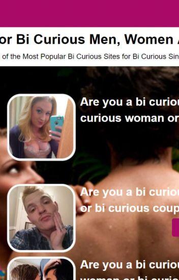 Bi curious sites