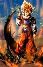 Dragon Ball Z Trials of a Saiyan (Gohan x Oc) by Medha_baidya