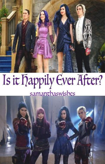 Is it Happily Ever After - Samantha - Wattpad