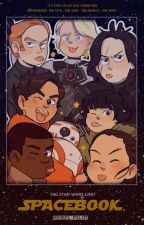 Spacebook The Star Wars Chat by Angelica_Dameron
