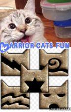 Warrior cats fun!!! by waterhart