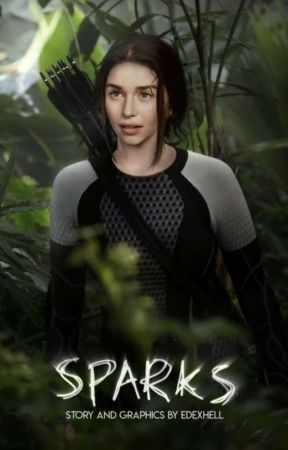 𝐒𝐏𝐀𝐑𝐊𝐒 ❦ The Hunger Games by edexhell