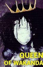 Queen of Wakanda by katiesimaginelife