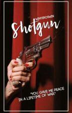 SHOTGUN   brooklyn nine nine   Jake Peralta by WinterOswin