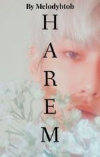 Harem  (CHANBAEK) #Wattys2018 by melodybtob