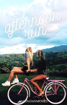 Afternoon Run ✓ by makingmxmories