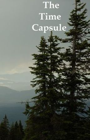 The Time Caspule by siobhanetain