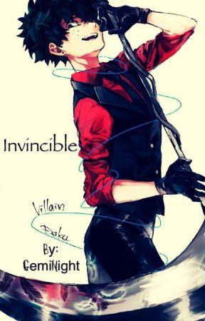 Invincible (Villain!!! Deku) - Part 1- A New Life - Wattpad