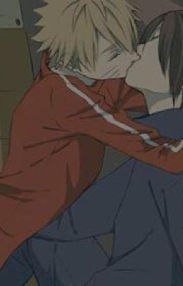 Mr Uchiha loves me (Sasunaru)