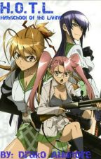 Highschool of the Living x Male Reader by DrakoAuditore