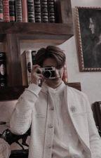 snapchat ; hwang hyunjin by kangmihnee