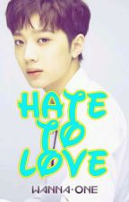 Hate To Love→Lai Guanlin by Isna_dp13