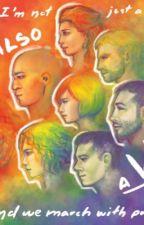 LGBTQIA+ problems/stuff by Pidge_UT_3