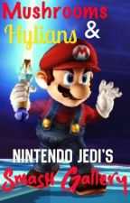 Mushrooms & Hylians: Nintendo Jedi's Smash Gallery by NintendoJedi