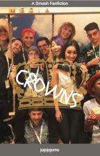Crowns ~ Smosh by jojojojomo