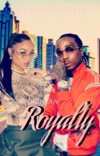 Royalty III // Quavo&India by BadnBoujiieee