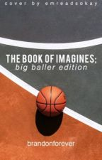 the book of imagines; big baller edition  by brandonforever