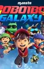 BoBoiBoy Galaxy: Những mẩu truyện ngắn by Evy2712