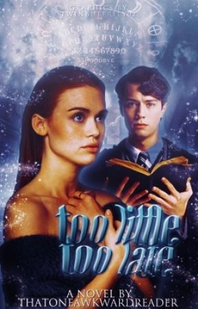 Too Little Too Late ||Tom Riddle|| by ThatOneAwkwardReader