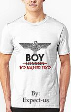 A boy toy named Troy (boyxboy) ON HOLD (herschreven) by Expect-us
