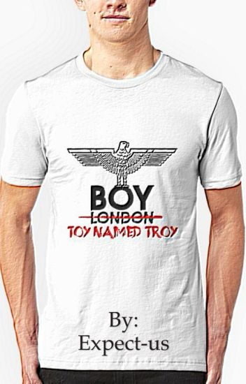 A boy toy named Troy (boyxboy) ON HOLD (herschreven)